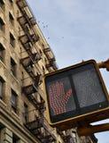 Жизнь Нью-Йорка стоковые фото