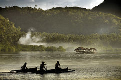 жизнь острова стоковые фото