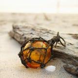 жизнь пляжа все еще Стоковое Изображение