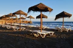 жизнь пляжа Стоковое фото RF
