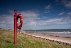 жизнь пояса пляжа Стоковое Фото