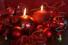 жизнь рождества все еще Стоковое Фото