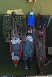 Жизнь с местными рыболовами Стоковая Фотография RF