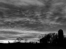 Жизнь фермы Стоковая Фотография