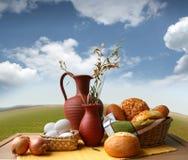 жизнь хлеба все еще Стоковые Изображения RF