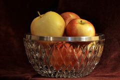 жизнь яблока все еще Стоковое Изображение RF