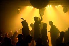 жизнь диско Стоковые Изображения RF