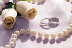 жизнь 2 все еще wedding Стоковые Фотографии RF