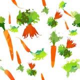 Жизнь eco картины картины моркови счастливая Бесплатная Иллюстрация