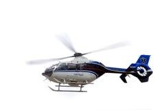 жизнь helecopter полета Стоковая Фотография