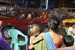 Жизнь Kolkata стоковое фото