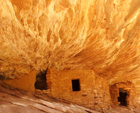 жилища скалы Стоковое фото RF