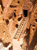 жилище скалы Мексика новая Стоковое Фото