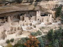 жилище скалы Стоковые Фотографии RF