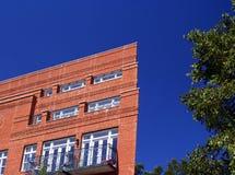жилой дом Стоковая Фотография RF