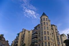 жилой дом Стоковое фото RF
