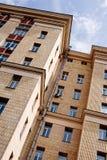 жилой дом Стоковое Изображение