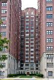 жилой дом chicago Стоковое Фото