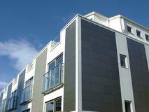 жилой квартал стоковое изображение rf