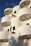 жилой дом самомоднейший Стоковая Фотография RF