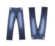 джинсыы 2 Стоковая Фотография RF