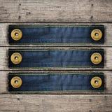 джинсы текстуры Стоковое Изображение RF