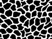 Жираф Животная предпосылка Стоковое Изображение