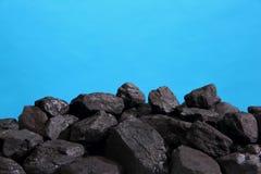 Жирный каменный уголь угля стоковые фото