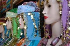 житель Иордана costume традиционный Стоковые Изображения
