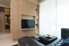 Жить-комната стоковое изображение