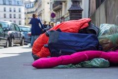 Жить на улице Стоковое Изображение