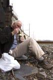 Жить с решетки Стоковая Фотография RF