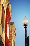 Жилая лампа Стоковое фото RF