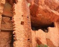 Жилища скалы на Manitou Стоковое Изображение RF