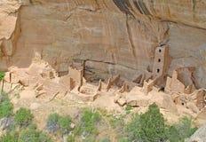 Жилища скалы сделанные из песчаника Стоковое фото RF