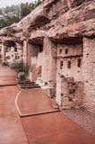 Жилища скалы Manitou Колорадо Стоковое фото RF