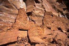 Жилища скалы Sedona Аризоной Стоковое Изображение