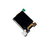 Жидкокристаллический дисплей или LCD Стоковое фото RF