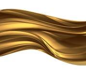 Жидкостное золото бесплатная иллюстрация