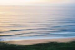 Жидкостный восход солнца Стоковые Изображения RF