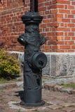жидкостный огнетушитель старый Стоковые Фотографии RF