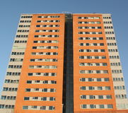 жилое здание самомоднейшее Стоковое фото RF