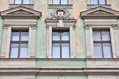 Жилой дом в вене Стоковое Изображение RF