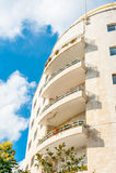 Жилой дом в Израиле Стоковая Фотография RF