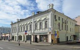Жилой дом в Москве Стоковая Фотография RF