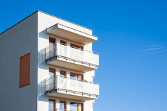 жилой дом самомоднейший Стоковые Фото