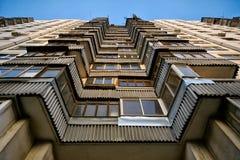 жилой дом самомоднейший Стоковое фото RF