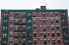 жилой дом урбанский Стоковое Изображение RF
