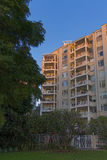 Жилой дом Pyrmont в Сиднее, Австралии Жилой квартал Стоковая Фотография RF