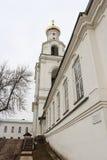 Жилой расквартировывая монастырь Yuriev Стоковое Изображение